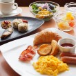 Japanese-Western-style-Breakfast-Buffet